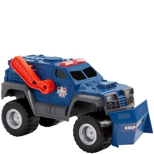 Машина полицейского спецназа Power Shift SWAT Truck Matchbox