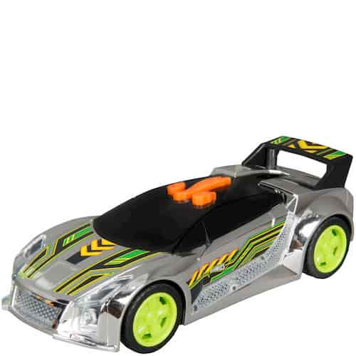 Машина Quick'N Sik Edge Glow Cruisers Hot Wheels